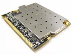 CARTÃO MINI-PCI XR2 600MW XTREME RANGE2 2.4