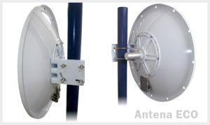 ANTENA PARABOLA 4958D29 5.8GHZ 30DBI DUAL ECO 2FLEX