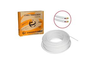 CABO CFTV 4MM + 2X26 BIPOLAR 80 100MT MULTITOC