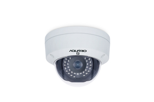 CAMERA AQUARIO CDI-4030-1 DOME IP 4.0MM METAL ALL IN ONE 720P