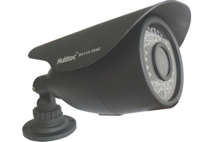 CAMERA MULTITOC CCD COLOR SN 580-IR60