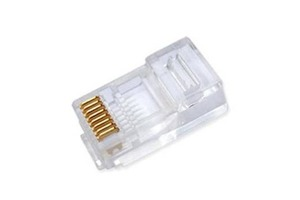 CONECTOR RJ45 MACHO MASTER CONNECT