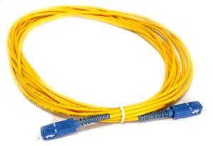 CORDAO OPTICO FW SC/UPC - SC/UPC SM SX 3MM 2M (HOMOLOGADO)
