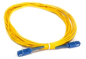 CORDAO OPTICO SC/UPC-SC/UPC SM SX 3,0 2M 2FLEX