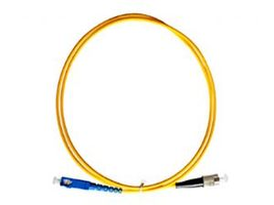 CORDAO OPTICO SC/UPC - FC/UPC SM SX - 2M 2FLEX
