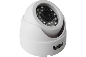CAMERA MULTITOC DOME CCD COLOR IR10 BR