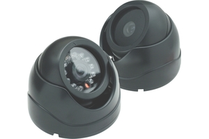 CAMERA MULTITOC DOME CCD COLOR IR10 PT