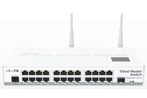 MIKROTIK RB/CLOUD ROUTER SWITCH CRS125-24G-1S-2HND-IN