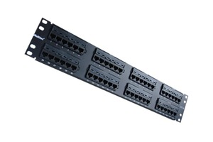 PATCH PANEL 48P MULTITOC CAT5