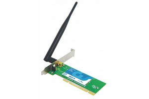 POWER PCI WIRELESS GTS 150MBPS