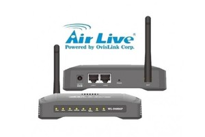 ROTEADOR AIRLIVE WL-5460AP 400MW