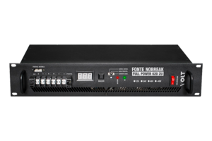 VOLT-FONTE NOBREAK FULL POWER -48V/10A 620W 2U RACK