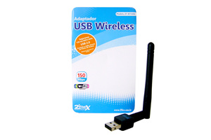 WIRELESS USB 2F-W150N 150 MBPS 2FLEX