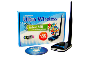 WIRELESS USB 2F-W500N 500MW 2FLEX