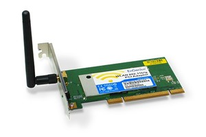 ENGENIUS WIRELESS PLACA PCI EPI-3601S 600MW ATHEROS 5213