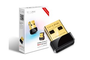 WIRELESS TP-LINK NANO USB TL-WN725N 150 MBPS