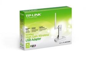 WIRELESS TP-LINK USB LITE-N TLWN722NC 150 MBPS