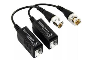 XTRONIX - VIDEO BALUN AHD CVI/TVI ENGATE RAPIDO (PAR)