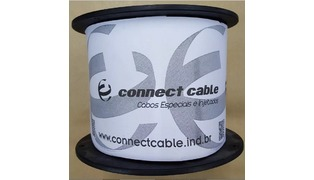CABO DE REDE CONNECT CABOS 2 PARES COBRE CAT5E 305M
