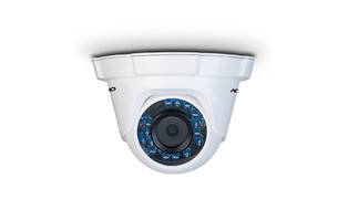CAMERA AQUARIO CD-2820-2P DOME PLASTICA 2.8MM IR20 2MB