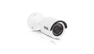 CAMERA GIGA BULLET PLAST 2.6MM 1/4 IR 20 METROS GS0020 IP66