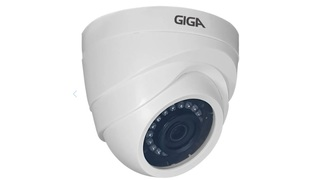 CAMERA GIGA DOME IP 2.6MM DWDR 1/4 20M - GS0145