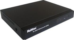 DVR MULTITOC 2204 -4 ENTRADAS