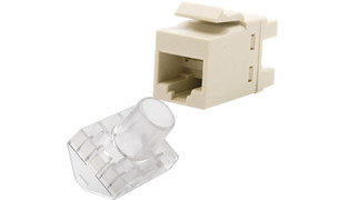 KEYSTONE PACIFIC RJ45 FEMEA CAT6