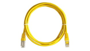 PATCH CORD 2FLEX CAT6 1MT