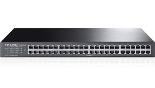 SWITCH TP LINK 48P 10/100 SF-1048
